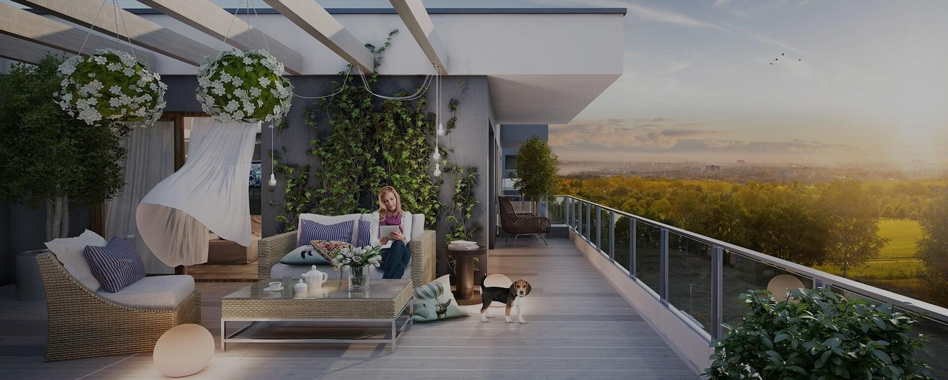 Aurora - nowe mieszkania od dewelopera w Olsztynie