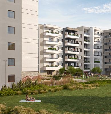 Nowe mieszkania <br>i apartamenty w Olsztynie